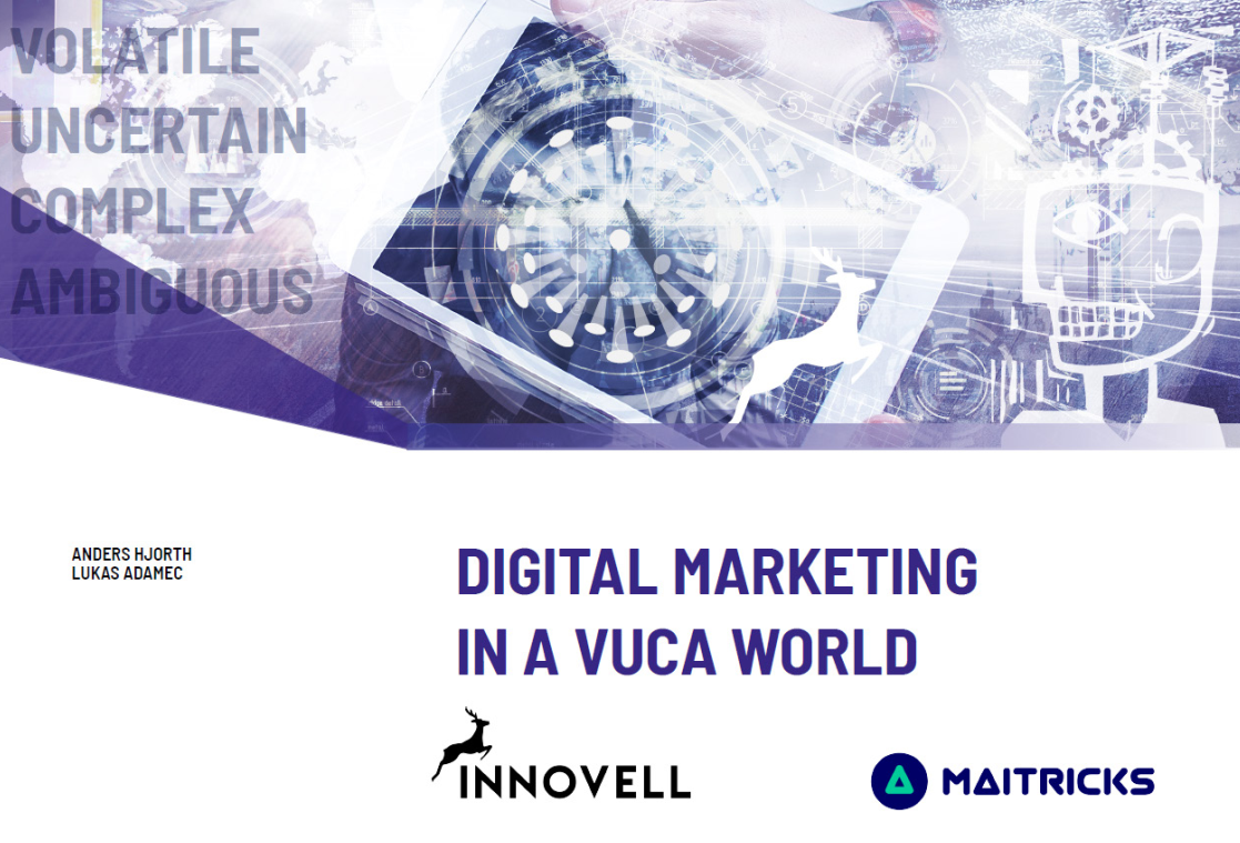 Marketing Numérique Dans Un Monde Vuca [report]