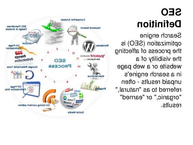 Définition Seo (search Engine Optimization)